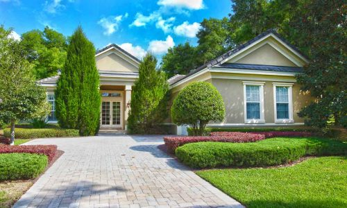 Golden Ocala – Private Pool Home