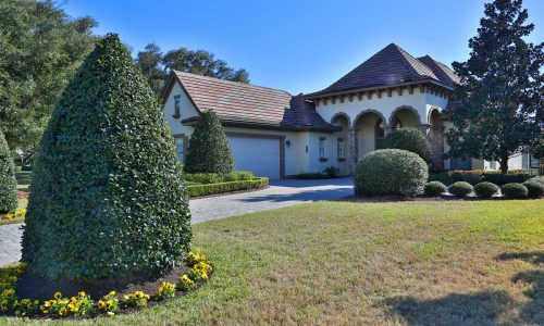 Golden Ocala – French Country Appeal