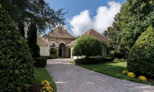Golden Ocala – Elegance on the Water