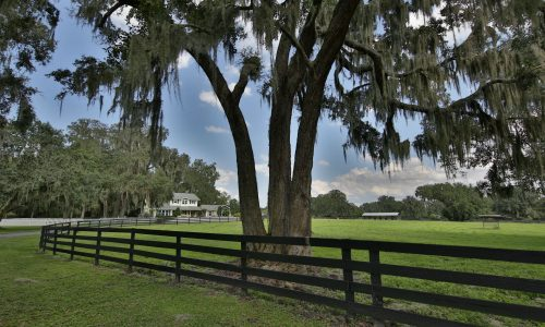 Picturesque 40 Acre Farm Half Mile from HITS