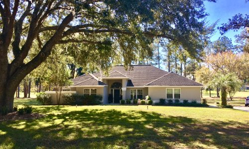 Golden Hills – Lovely 4 BR on the Golf Course