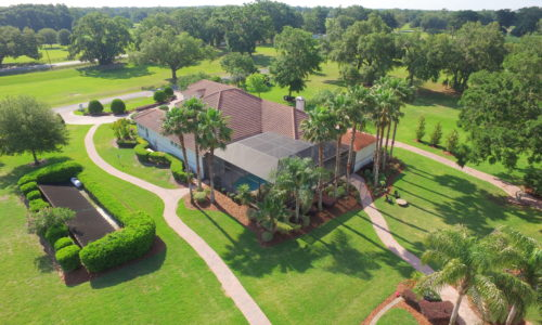 Jumbolair – Stunning Home with Private Hangar
