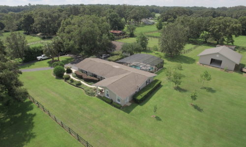 Ocala – Fully Remodeled 2 Residence Farm